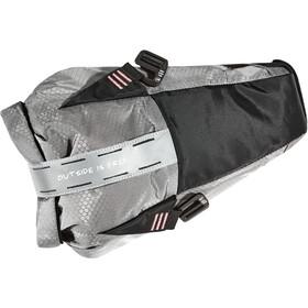 WOHO X-Touring Zadel Dry Bag S, honeycomb iron grey